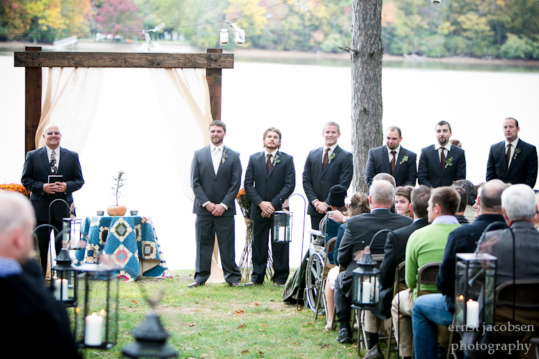 Timber Ponte Wedding