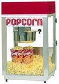 Rental store for Popcorn Machine in Bloomington IL