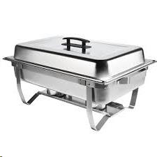 Where to find Chafing Dish, 8 Qt Stainless in Bloomington
