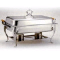Rental store for Chafing Dish, 8 Qt Fancy in Bloomington IL