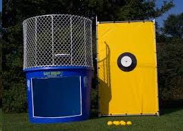 Where to find Dunk Tank 500 Gal in Bloomington