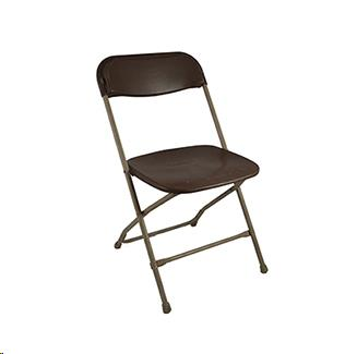 Where to find Chair, Brown Samsonite in Bloomington