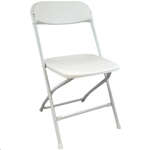 Where to find Chair, White Samsonite in Bloomington