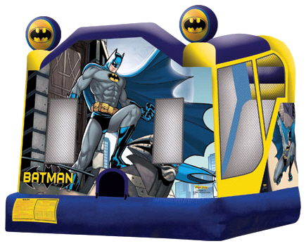 Where to find Bounce House Combo Batman in Bloomington