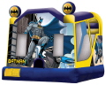 Rental store for Bounce House Combo Batman in Bloomington IL