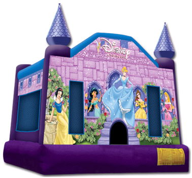 Where to find Bounce House Combo Disney Princess in Bloomington