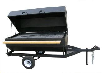 Where to find Grill, Charcoal Towable 6 in Bloomington