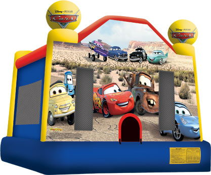 Where to find Bounce House Cars in Bloomington