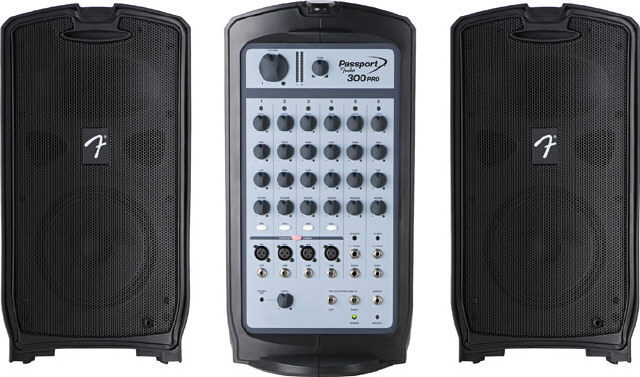 Where to find Sound System Fender 300 Pro in Bloomington
