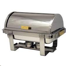 Where to find Chafing Dish, 8 Qt Roll Top in Bloomington