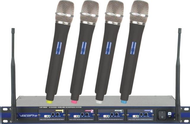 Where to find MIC WIRELESS 4 CHANNEL in Bloomington