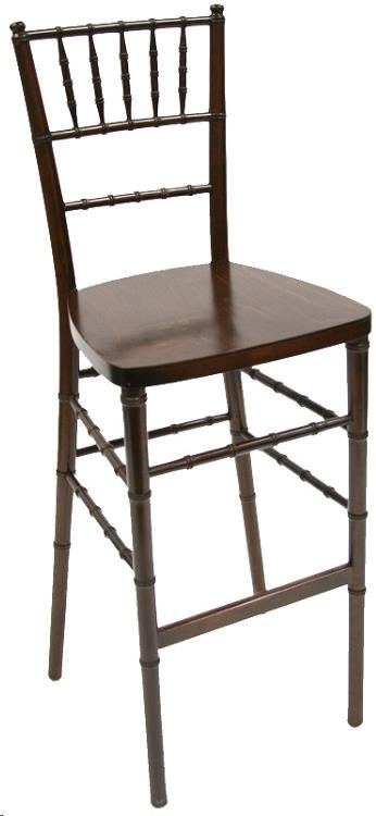 Where to find Chiavari Bar Stool Fruitwood in Bloomington