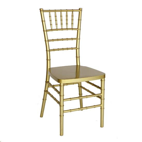 Where to find Chair, Chiavari Gold in Bloomington