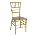 Rental store for Chair, Chiavari Gold in Bloomington IL
