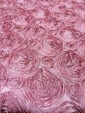 Rental store for Satin Rosette Dusty Rose 72x72 in Bloomington IL