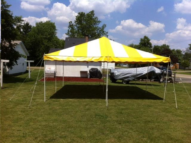 Where to find Party Tents in Bloomington