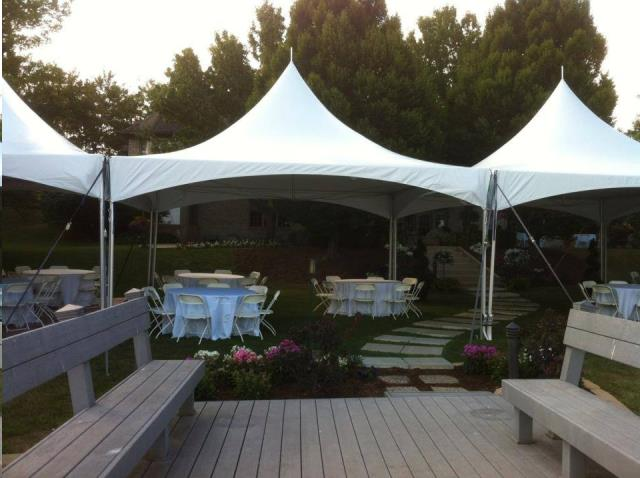 Where to find Marquee Frame Tents in Bloomington