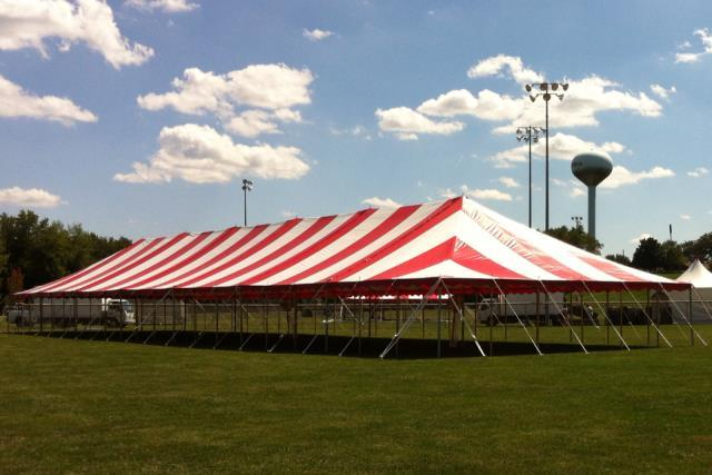 Where to find Festival Pole Tents in Bloomington
