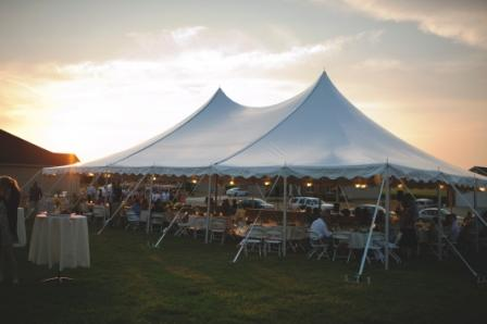 Where to find Wedding Pole Tents in Bloomington